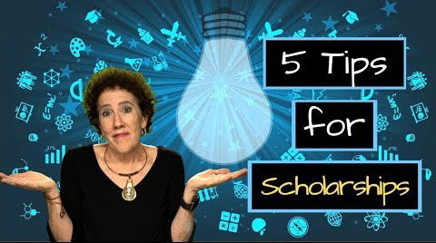 5 Tips for Applying for Scholarships
